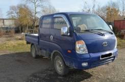 Kia Bongo III. Продам грузовой-бортовой KIA Bongo, 2 900куб. см., 4x4