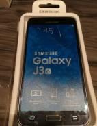 Samsung Galaxy J3. Б/у, Черный, 4G LTE, Dual-SIM