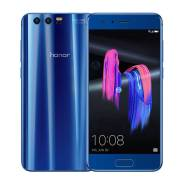 Huawei Honor 9. Б/у, 64 Гб, Синий, 4G LTE, Dual-SIM