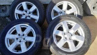 """Продам колёса на хорошей зимней резине. 6.5x17"""" 5x114.30 ET45"""
