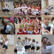 """Танцы для детей от 2 лет, ансамбль """"Фантазёры"""", Иртышская,12"""