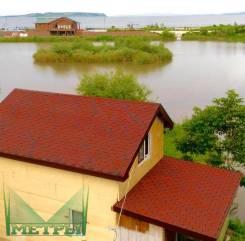 Участок 0,55 Га в собственности на берегу в с. Безверхово под базу отды. 5 500кв.м., собственность, электричество, вода, от агентства недвижимости...