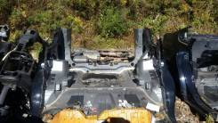 Задняя часть автомобиля. Nissan X-Trail, NT30, PNT30, T30 Двигатели: QR20DE, SR20VET