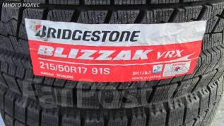 Bridgestone Blizzak VRX. Зимние, без шипов, без износа, 2 шт