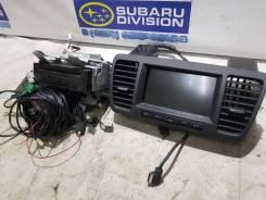 Консоль панели приборов. Subaru Legacy, BL, BL5, BP, BP5, BP9, BPE, BPH Subaru Legacy B4, BL5, BLE, BL9 Двигатели: EJ25, EJ20, EZ30D, EJ253, EZ30, EZ3...