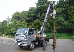 Mitsubishi Fuso. Бурилка MMC Fuso, 4 900куб. см., 6 900кг. Под заказ