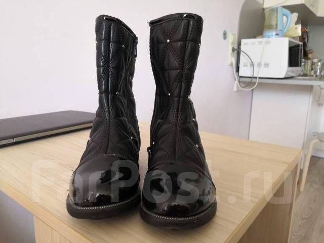 1d49395b3 Продам осенние сапоги 31 размер - Детская обувь во Владивостоке