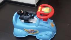 Отдам машинку и игрушку интерактивную