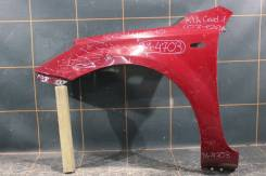 Крыло переднее левое - Kia Ceed 1 (2006-12гг)