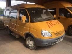 ГАЗ 2221. Микроавтобус ГАЗ 322121, 13 мест