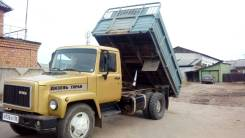 ГАЗ 3307. Продам самосвал , 5 000кг., 4x2