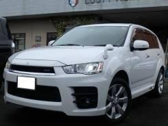 Mitsubishi Outlander. автомат, 4wd, 2.4, бензин, 88 000тыс. км, б/п, нет птс