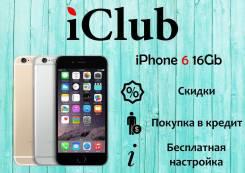 Apple iPhone 6. Новый, 16 Гб, 3G, 4G LTE