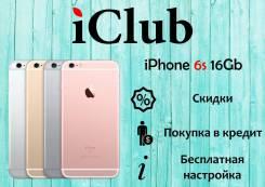 Apple iPhone 6s. Новый, 16 Гб