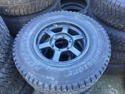 Bridgestone Blizzak Revo 969. Зимние, без шипов, 2007 год, 40%, 4 шт