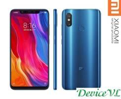 Xiaomi Mi8. Новый, 64 Гб, Синий, 3G, 4G LTE, Dual-SIM
