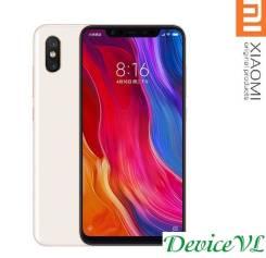 Xiaomi Mi8. Новый, 128 Гб, Золотой, 3G, 4G LTE, Dual-SIM