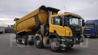 Scania P440. Продается самосвал 8X4 2014 года, 13 000куб. см., 50 000кг., 8x4