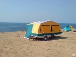 Скиф-М2. Прицеп-палатка СКИФ М2