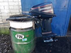Evinrude. 10,00л.с., 2-тактный, бензиновый, нога S (381 мм), 1990 год год