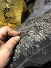 Pirelli Winter Carving Edge. Зимние, шипованные, 40%, 4 шт