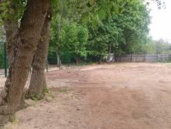 Продам земельный участок в Пушкино. 1 900кв.м., собственность, электричество, вода, от агентства недвижимости (посредник)