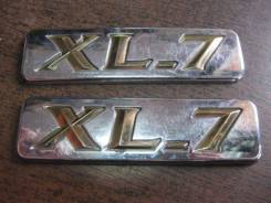 Эмблема. Suzuki Grand Vitara XL-7, TX83V, TX92V, TY92V Suzuki Grand Vitara