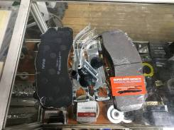 Колодки тормозные дисковые Hyundai KIA KING LONG Mercedes Yutong MAN
