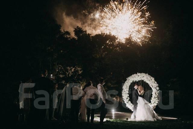 Первый свадебный Геокупол