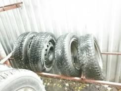 "Продаю 4 зимних колеса на 14. x14"" 4x100.00"