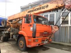 Ивановец КС-35714К-3. Продаётся кран автомобильный, 11 762куб. см., 16 000кг.