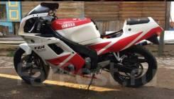 Yamaha FZR 250. 250куб. см., исправен, птс, без пробега
