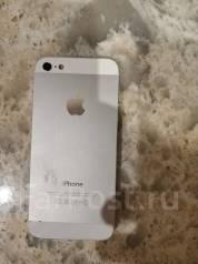 Apple iPhone 5. Б/у, 16 Гб, Серый