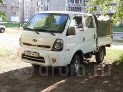 Kia Bongo III. Kia bongo 3 limited, 2 500куб. см., 800кг., 4x4