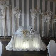 Свадебное оформление зала от студии декора Perfect CHIC