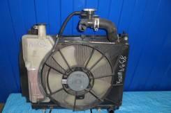 Радиатор охлаждения двигателя. Toyota Probox, NCP50, NCP50V, NCP51, NCP51V, NCP52, NCP52V, NCP55, NCP55V, NCP58, NCP58G, NCP59, NCP59G, NLP51, NLP51V...
