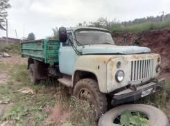 ГАЗ 53. Газ -53, 5 000кг., 4x2