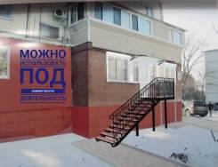 Отдельное помещение 106 кв. м на 1 этаже с отдельным входом. Улица Вострецова 8, р-н Столетие, 106кв.м.
