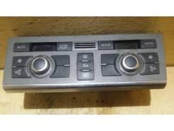 Блок управления климат-контролем. Audi S6 Audi A6, 4F2, 4F2/C6, 4F5, 4F5/C6