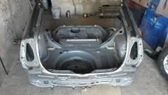 Задняя часть автомобиля. Toyota Prius, NHW20 Двигатель 1NZFXE