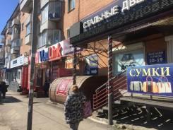 Магазин, салон, офис продаж 86,6 м самое проходное место на Столетии. 87кв.м., проспект 100-летия Владивостока 43, р-н Столетие. Дом снаружи