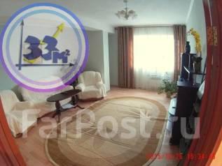 2-комнатная, улица Давыдова 22а. Вторая речка, агентство, 100кв.м.