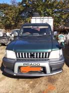 Toyota Land Cruiser Prado. автомат, 4wd, 3.4 (185л.с.), бензин, 180 000тыс. км