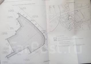 Продам участок во Владивостоке р-н Седанки. 4 700кв.м., собственность, электричество, вода, от частного лица (собственник). План (чертёж, схема) уча...