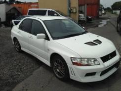 Mitsubishi Lancer Evolution. механика, 4wd, бензин, б/п, нет птс. Под заказ
