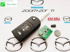 Ключ зажигания, смарт-ключ. Mazda: Atenza, Premacy, Mazda6, Demio, Mazda5, Axela