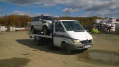 Mercedes-Benz Sprinter 616 CDI. Продается эвакуатор платформа на базе Mercedes Benz Sprinter 616 CDI., 2 700куб. см., 3 000кг., 4x2