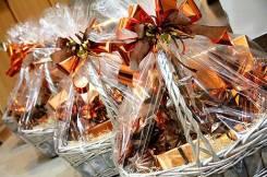 Упаковка и заказ корпоративных подарков к Новому году во Владивостоке
