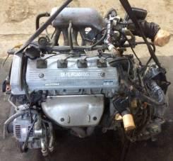 Двигатель Toyota 7A-FE катушечный в сборе! Без пробега по РФ!