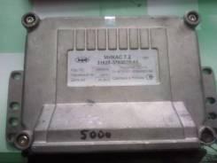 Блок управления двс. УАЗ Симбир Двигатель UMZ421310